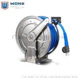 沃安不鏽鋼自動伸縮卷管器