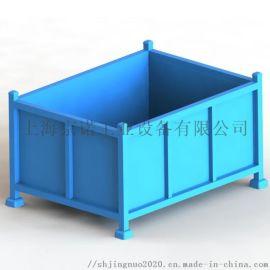 金属周转箱 汽车零件包装箱