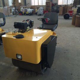工地压实小能手 国产小型压路机