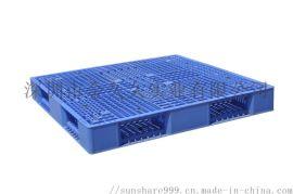 直销各类塑胶卡板出口  塑  盘防潮地台板现货供应