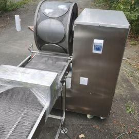 自主研发烤鸭饼机  新工艺荷叶饼成型设备 加工定制