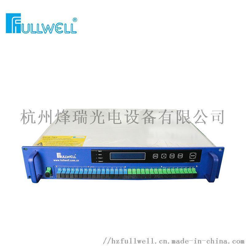 三網合一設備PON+CATV EDFA光纖放大合波器