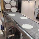 节省人工烤鸭饼机  零噪音千层饼设备 厂家定制