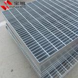 镀锌钢格板厂家供应于电厂、石油化工厂