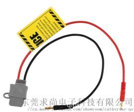 DJI精灵2智能锂电池快速充电线快充转换B6AC转接线