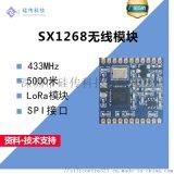 LORA无线模块 SX1268低功耗433M模块