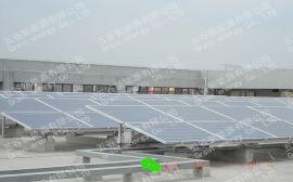 工业屋顶光伏并网建设新能源太阳能电池板光伏发电系统