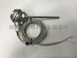 拧入式带接线盒铠装铂电阻