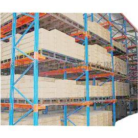 广东仓库货架,大型仓库货架,驶入式货架