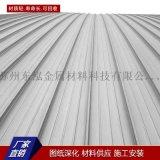 金屬屋面圍護鋁合金板 65-530型鋁鎂錳板