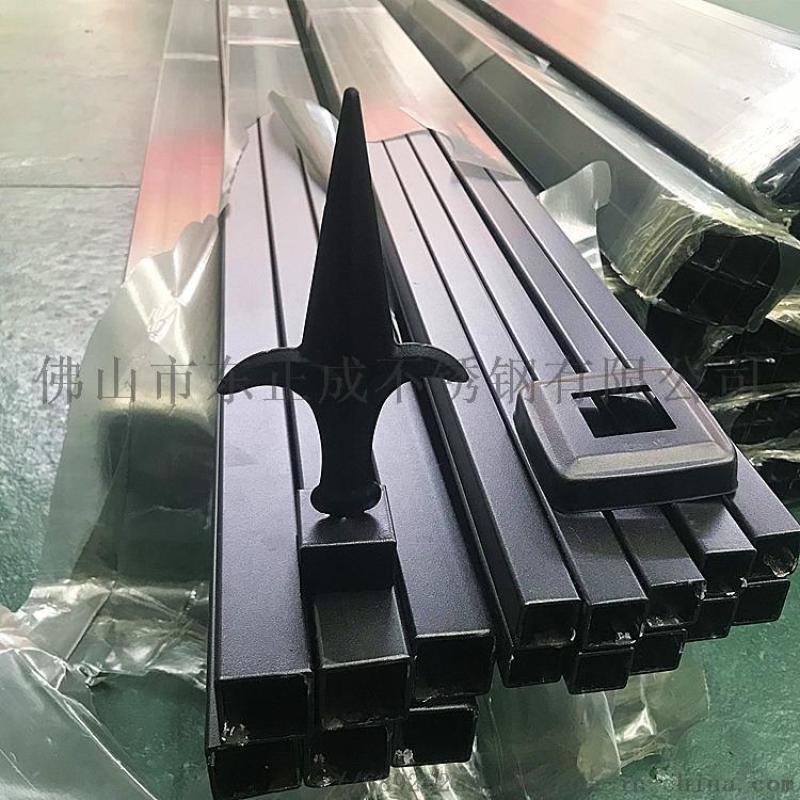 深圳不锈钢烤漆厂 方管烤漆加工