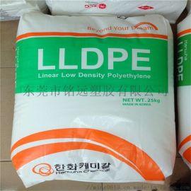 挤出lldpe 318b 流延薄膜lldpe聚乙烯