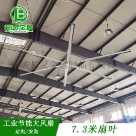 工业大吊扇超大型车间厂房工业风扇大风力吊扇