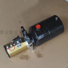 DC12V1600W6L雙作用電磁閥液壓動力單元