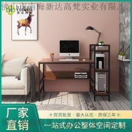 家庭卧室办公桌现代简约书房台式笔记本电脑桌