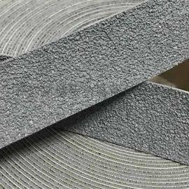 耐高温糙面橡胶皮 包辊带