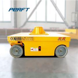 汽车用塑胶制品转运小车 胶轮遥控转台车图纸