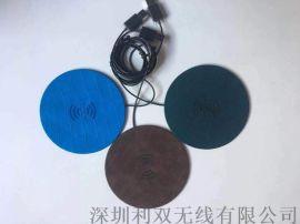 春节图案无线充苹果安卓Qi认证圆形款