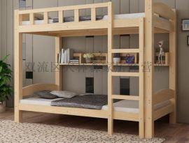 贵州贵阳实木高低床架子床学生床环保价优