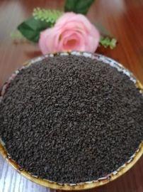 地下水处理锰砂滤料 0.6-8mm水洗锰砂