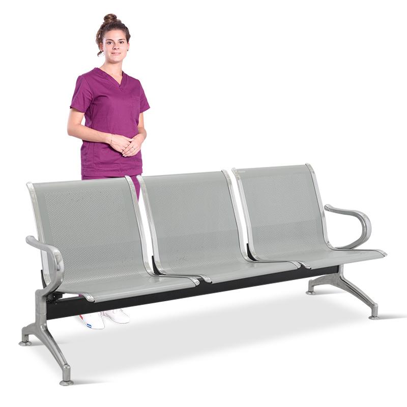 SKE008 候診椅 不鏽鋼排椅 點滴椅