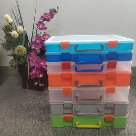 乐高积木收纳盒磁力玩具积木包装盒
