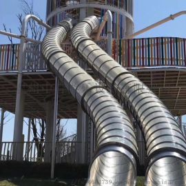 威海不鏽鋼滑梯 廠家直銷兒童滑梯 戶外非標