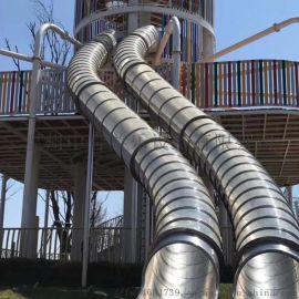 威海不锈钢滑梯 厂家直销儿童滑梯 户外非标