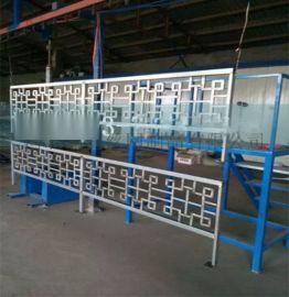 电力pvc护栏小区围墙pvc道路护栏别墅园林防护栅栏塑钢变压器护栏