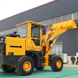 沃特装载机改装铲车 抓草机  抓木机 多功能装载机