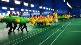 成都出租企业工会组织比赛龟兔赛跑、俄罗斯方块