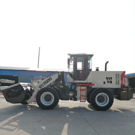 厂家现货 小型装载机铲车 可配搅拌斗铲斗一机多用