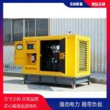 25kw柴油发电机石油管道用
