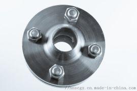 不锈钢碳钢、平焊、盘焊接、标准、带劲法兰