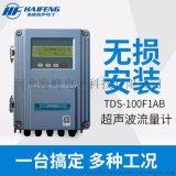 海峯DN100管段式超聲波熱量表廠家