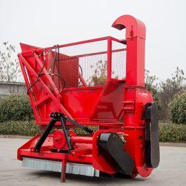 甘肃秸秆青储回收机 棉花杆粉碎收割机直销厂家