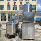 果蔬脆片加工设备生产线 香菇低温真空油炸机设备厂家