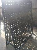 瓷砖冲孔板展架 镀锌板 斜板 双面斜板 尺寸可定制