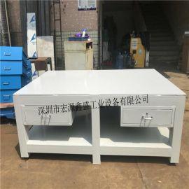 深圳工作桌、江西钳工桌、辽宁钳工装配桌、辽