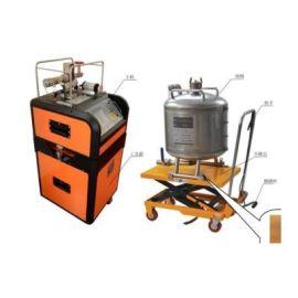 油气回收检测 油罐车进行油气检测 路博自产系列