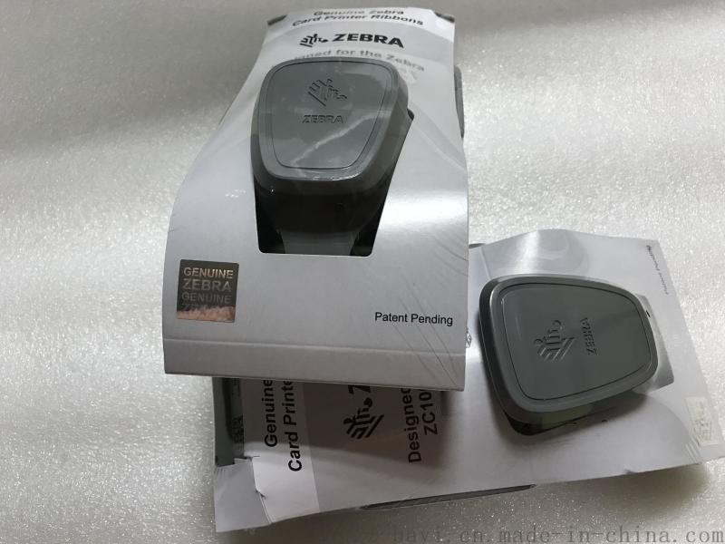 ZEBRA斑馬證卡印表機 ZC100 彩色色帶