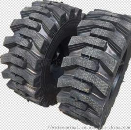 青岛半实心铲车轮胎生产线