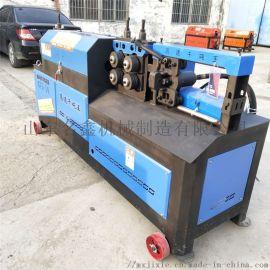 工程机械废旧钢筋截断机 自动数控调直切断机