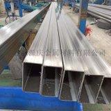 2507不锈钢矩形管 2507不锈钢拉丝矩形管