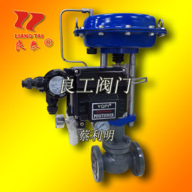 ZJHP-16P-DN25气动薄膜单座小流量调节阀