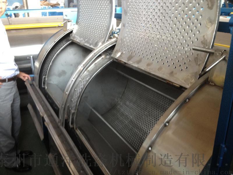 牛仔水洗机300kg通江洗涤机械