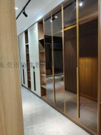 轻奢极简玻璃门  价格实惠  支持定制  钢化