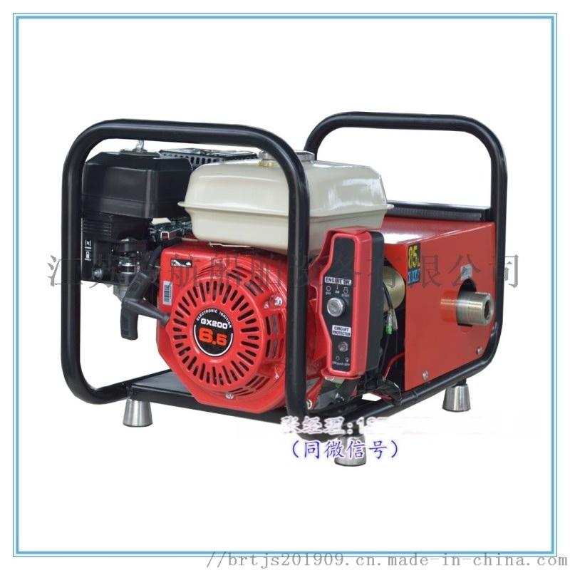 SSQ85汽油机泡沫传输泵