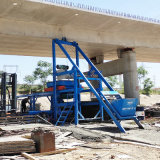 新疆护坡六棱块混凝土预制构件设备价格