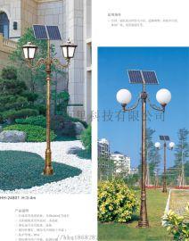 太阳能庭院灯3米30瓦——四川太阳能庭院灯厂家定制